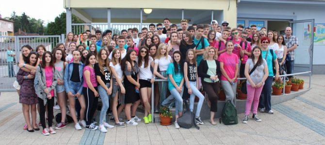 Putovanje osmih razreda u Vukovar i Daruvarske toplice