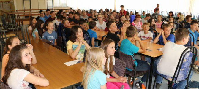 Gradonačelnik održao prijem najuspješnijih osnovnoškolaca i njihovih mentora