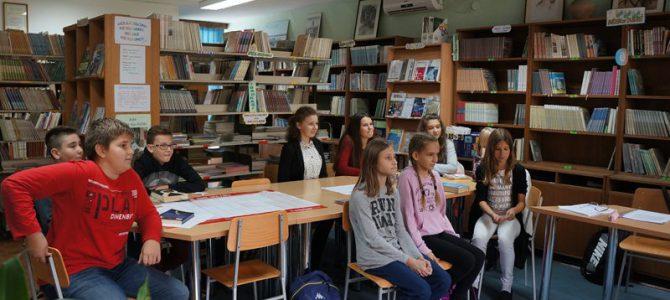 Školsko natjecanje u čitanju naglas