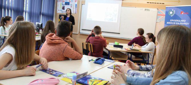 Djeca medija za aktivno građanstvo i u našoj školi