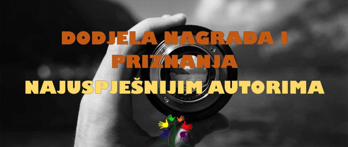 Dodjela nagrada i priznanja najuspješnijim autorima fotografija
