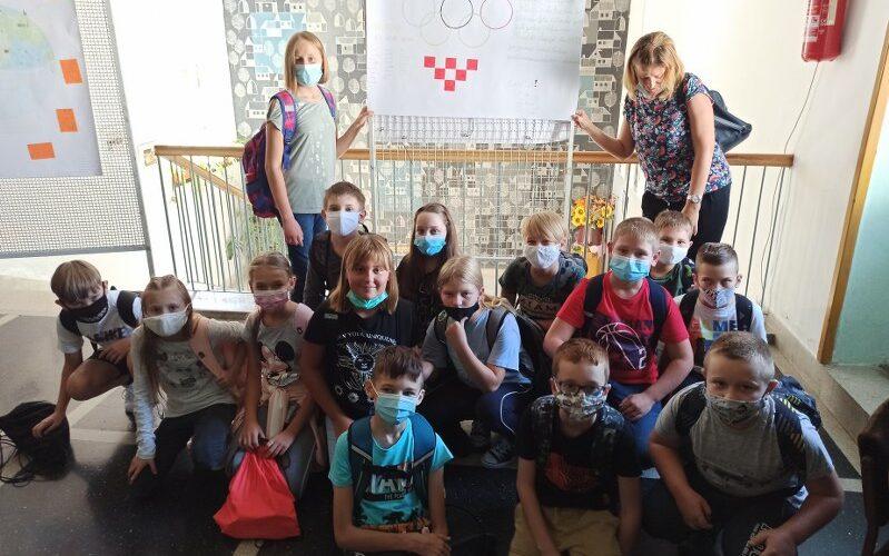 Hrvatski olimpijski dan u OŠ Popovača