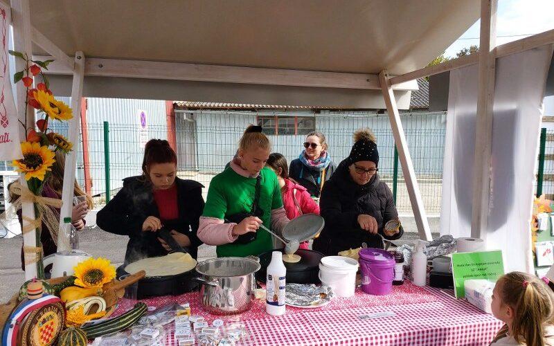Dani kruha izahvalnosti za plodove zemlje u Popovači